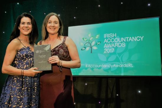 Accountant Online Wins Best Small Practice of the Year