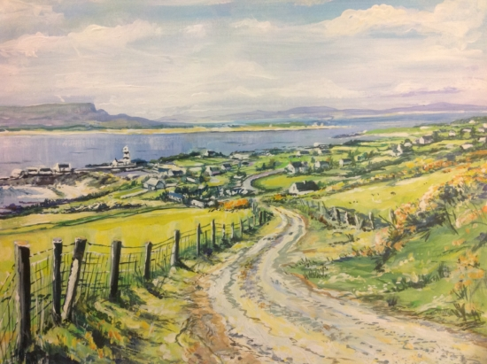 Atlantic Villa Studio in Inishowen Opens This Weekend