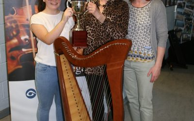 Inishowen Harpers Sweep The Boards at Fleadh 2018