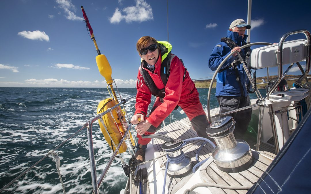 New Sail Charter Business for Derry