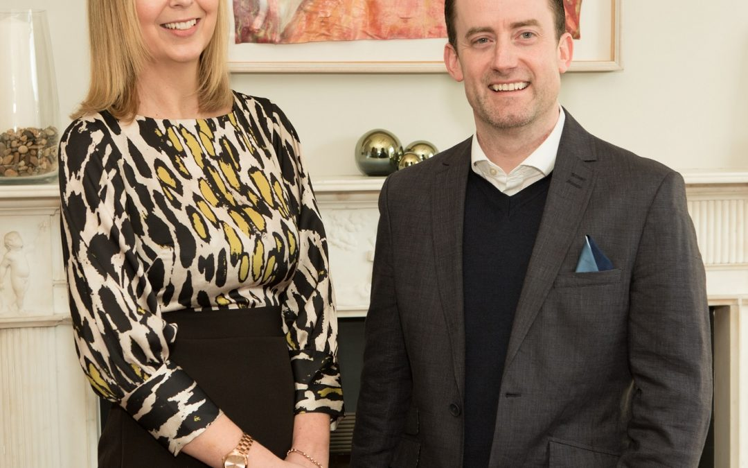 Orpen-Franks-Managing-Partner-Peter-Walsh-and-new-Family-Law-Partner- Deirdre-Burke