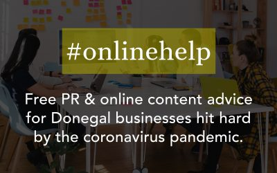 Launch of #onlinehelp For Coronavirus-Hit Businesses