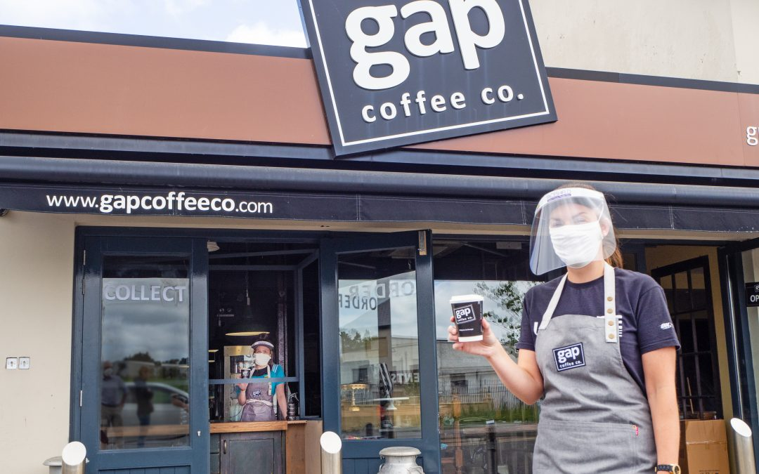 Gap App to Boost Safety for Coffee Lovers